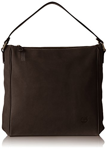 Timberland Women's Tb0m5223 Shoulder Bag, Marrone (Black Coffee), 13x35x35 cm (W x H x L) from Timberland