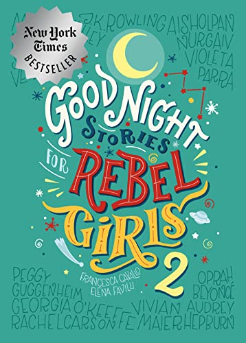 Good Night Stories For Rebel Girls 2 from Timbuktu Labs, Inc