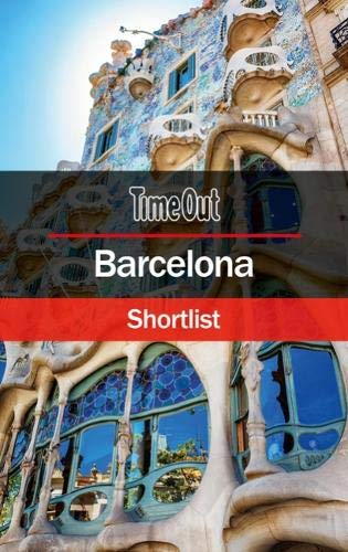 Time Out Barcelona Travel Guide: Pocket Guide (Time Out Shortlist) from Time Out Guides