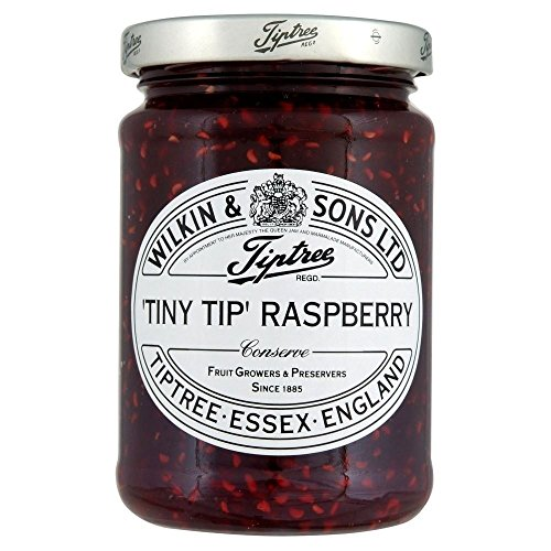 Tiptree Tiny Tip Raspberry Conserve (340g) - Pack of 6 from Tiptree