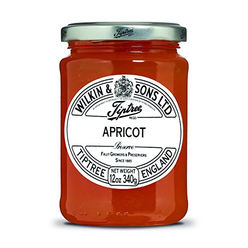 Wilkin and Sons Apricot Conserve 340g from Tiptree