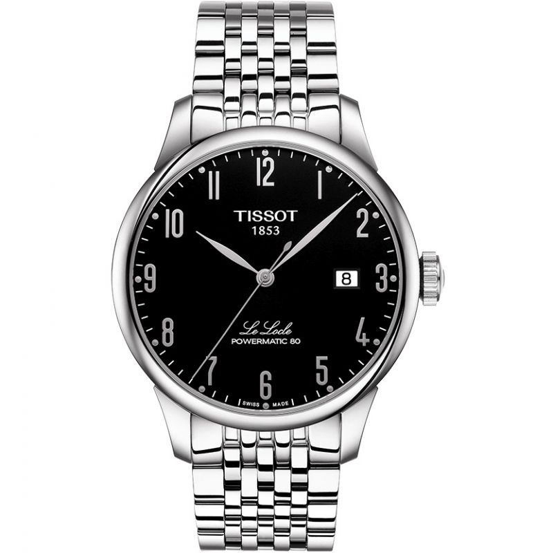 Mens Tissot Le Locle Powermatic 80 Automatic Watch from Tissot