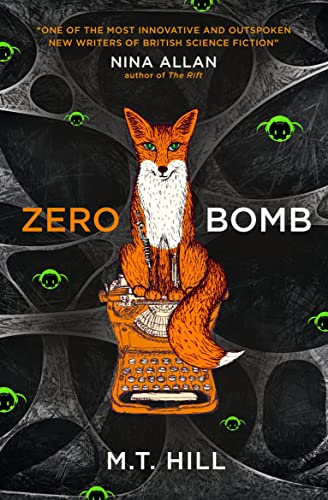 Zero Bomb from Titan Books (UK)