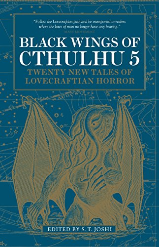 Black Wings of Cthulhu (Volume 5) from Titan Books