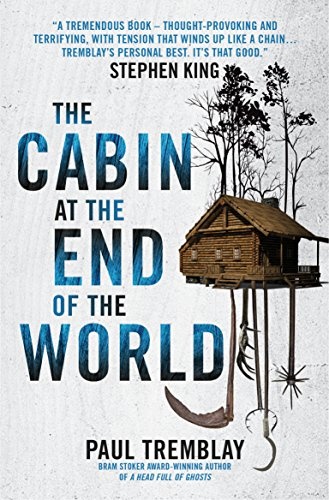 The Cabin at the End of the World from Titan Books