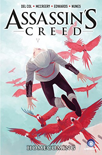 Assassin's Creed: Volume 3: Homecoming (D.D. Warren and Flora Dane Novel) from Titan Comics