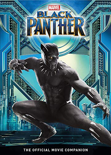 Marvel's Black Panther: The Official Movie Companion Book from Titan Comics