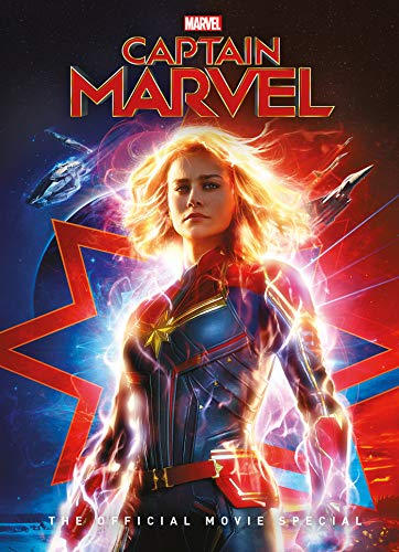 Marvel's Captain Marvel: The Official Movie Special Book from Titan Comics