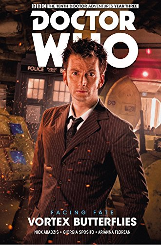 Doctor Who - The Tenth Doctor: Facing Fate Volume 2: Vortex Butterflies from Titan Comics