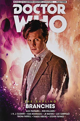 Doctor Who: The Eleventh Doctor The Sapling Volume 3 - Branches from Titan Comics