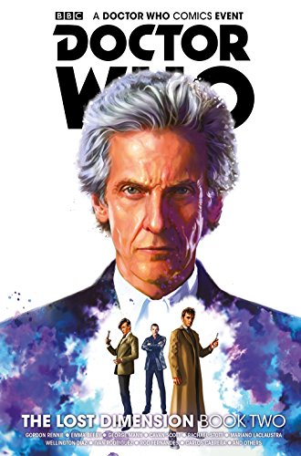 Doctor Who: The Lost Dimension Book 2 from Titan Comics