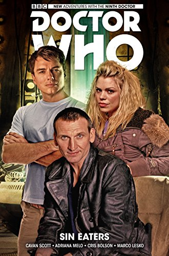 Doctor Who: The Ninth Doctor Volume 4: Sin Eaters from Titan Comics
