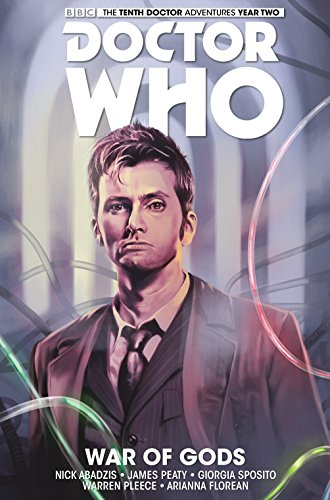 Doctor Who: The Tenth Doctor: War of Gods, Volume 7 (Doctor Who New Adventures) from Titan Comics