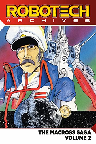Robotech Archives: Macross Saga Volume 2 (The Macross Saga) from Titan Comics
