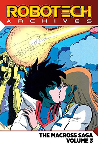 Robotech Archives: Macross Saga Volume 3 from Titan Comics