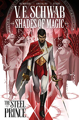 Shades of Magic: The Steel Prince: 1 from Titan Comics