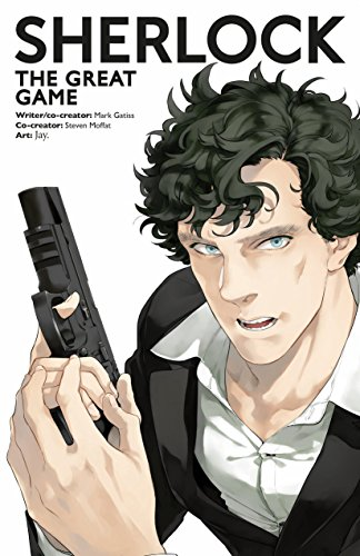 Sherlock: The Great Game from Titan Comics