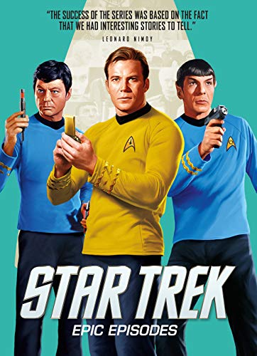 Star Trek: Epic Episodes from Titan Comics