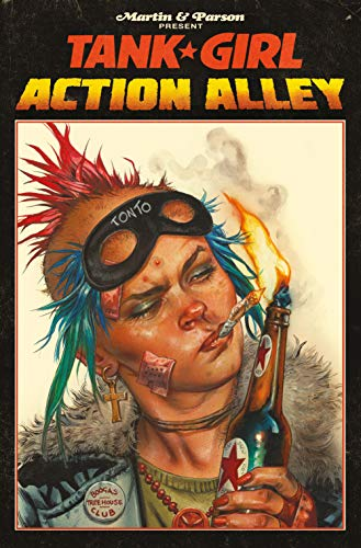 Tank Girl Action Alley from Titan Comics
