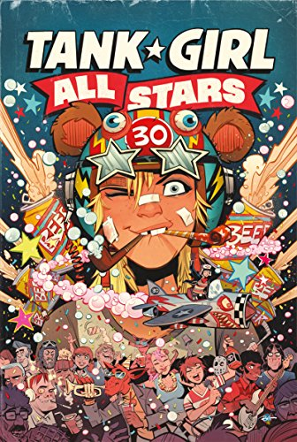 Tank Girl: Tank Girl All Stars from Titan Comics