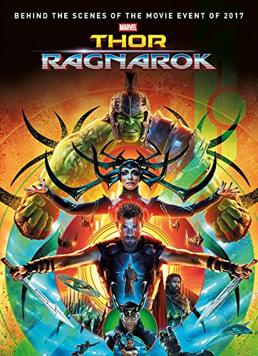 Thor: Ragnarok the Official Movie Special Book (Marvel) from Titan Comics