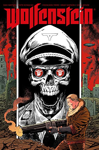 Wolfenstein Volume 1 from Titan Comics