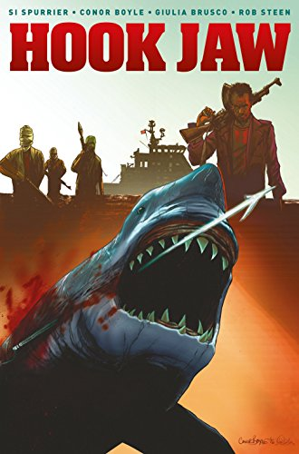 Hook Jaw Volume 1 from Titan Comics