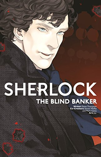 Sherlock: The Blind Banker from Titan Comics