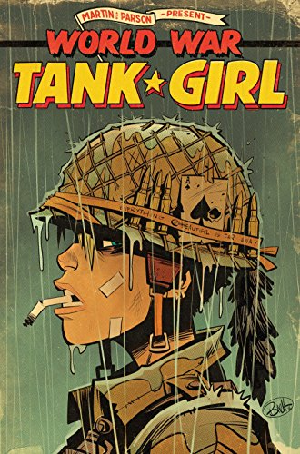 Tank Girl: World War Tank Girl from Titan Comics