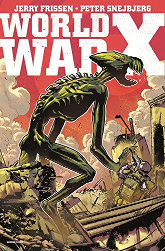 World War X: The Complete Collection from Titan Comics