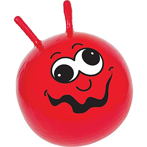 JUNIOR SPACE HOPPER RED from Tobar