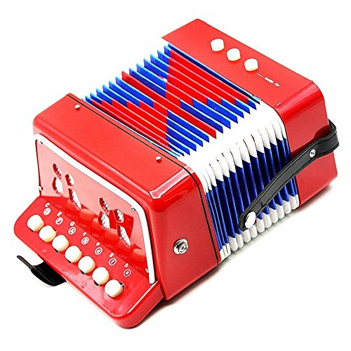 Tobar Accordion Musical Instruments Toy from Tobar