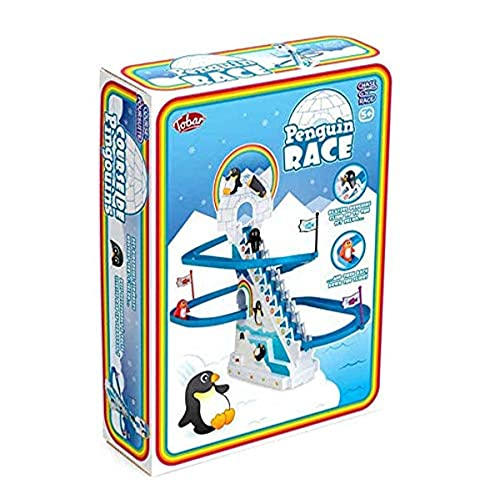 Tobar Penguin Race Retro Game from Tobar
