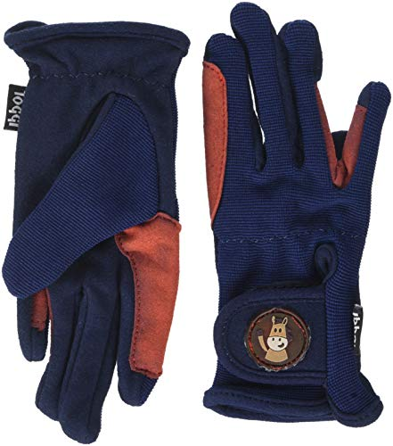 Toggi Unisex Kids Medal Gloves Riding Pants, Navy, Large from Toggi