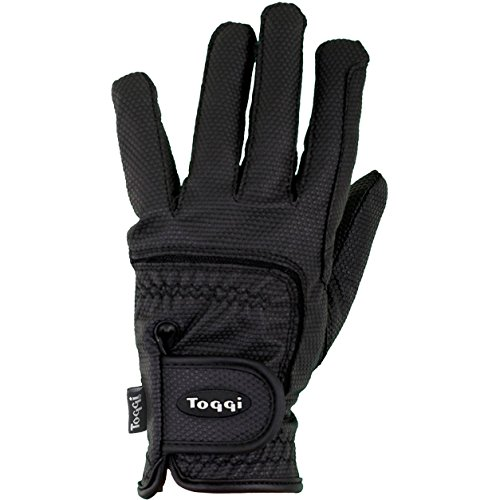 Toggi Unisex Leicester Thinsulate Water Resistant Glove Size X, Black, X-Small from Toggi