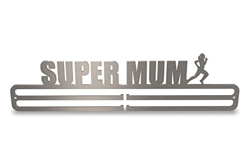 Tollington Stores Medal Hanger Display 'Super Mum Female Runner' 2.0 from Tollington Stores