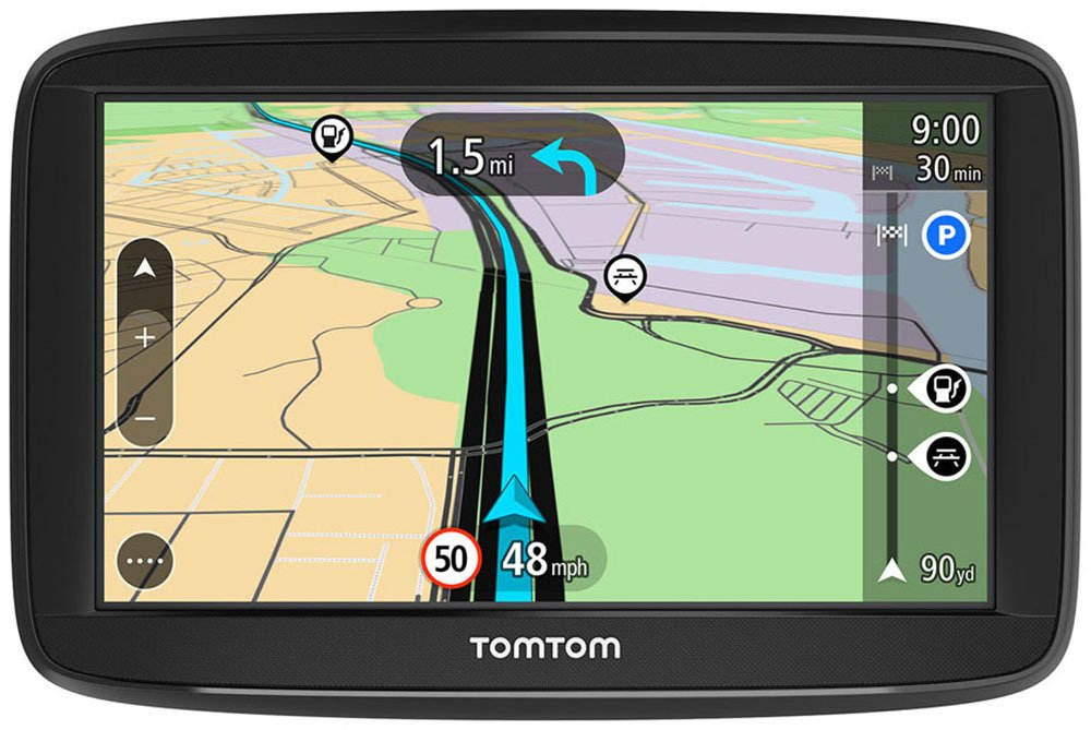 TomTom - Sat Nav - Start 52 5 Inch - UK & ROI Lifetime Map Updates from TomTom
