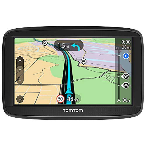 Tom Tom Start 42 - 4.3 Inch Sat Nav - Uk and Ireland Lifetime Maps from TomTom