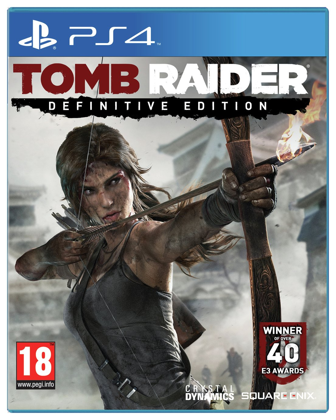 Tomb Raider: Definitive Edition PS4 Game from Tomb Raider