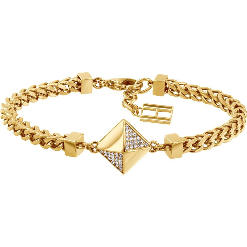 Tommy Hilfiger Jewellery Small Box Chain Bracelet from Tommy Hilfiger Jewellery