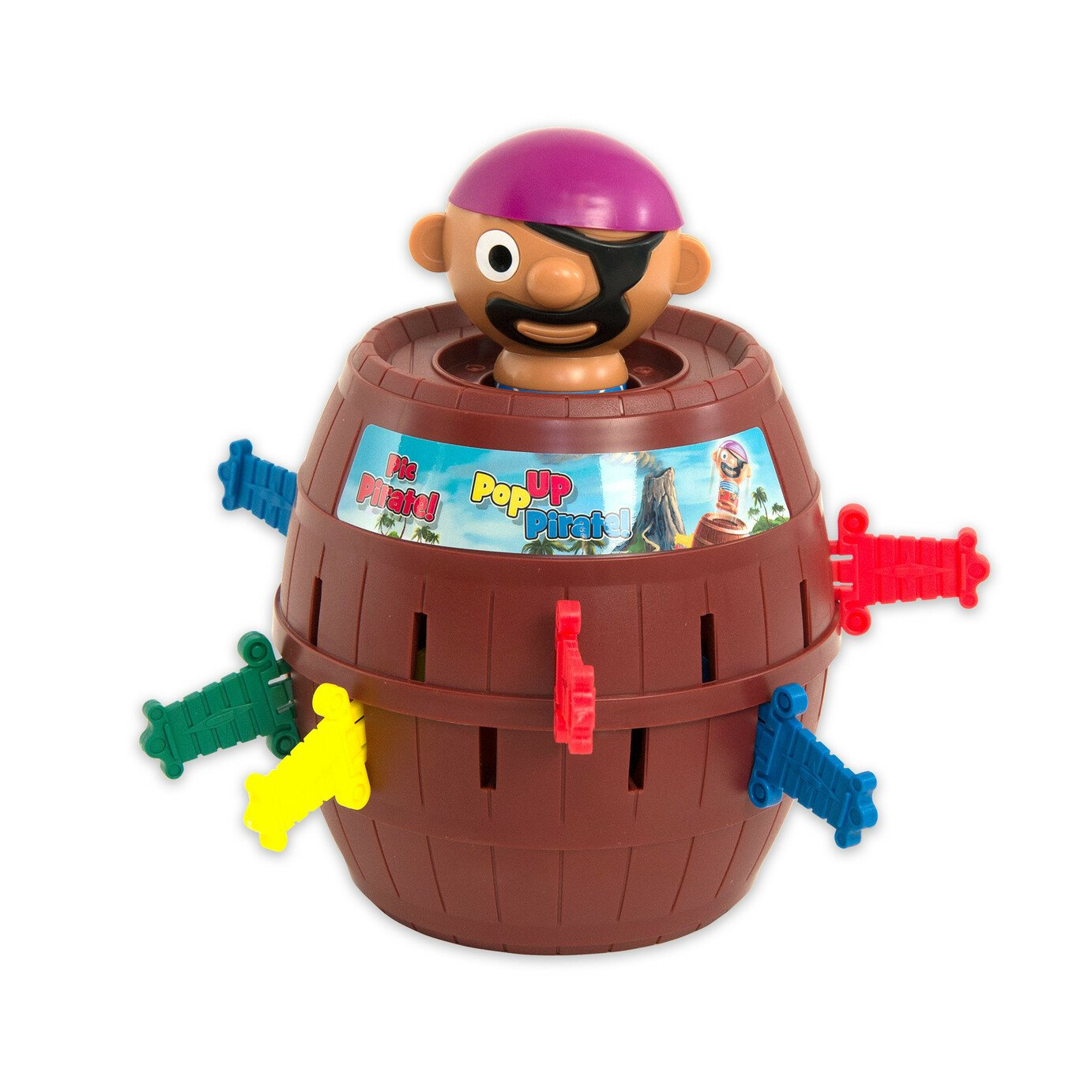 Pop Up Pirate Game from Tomy