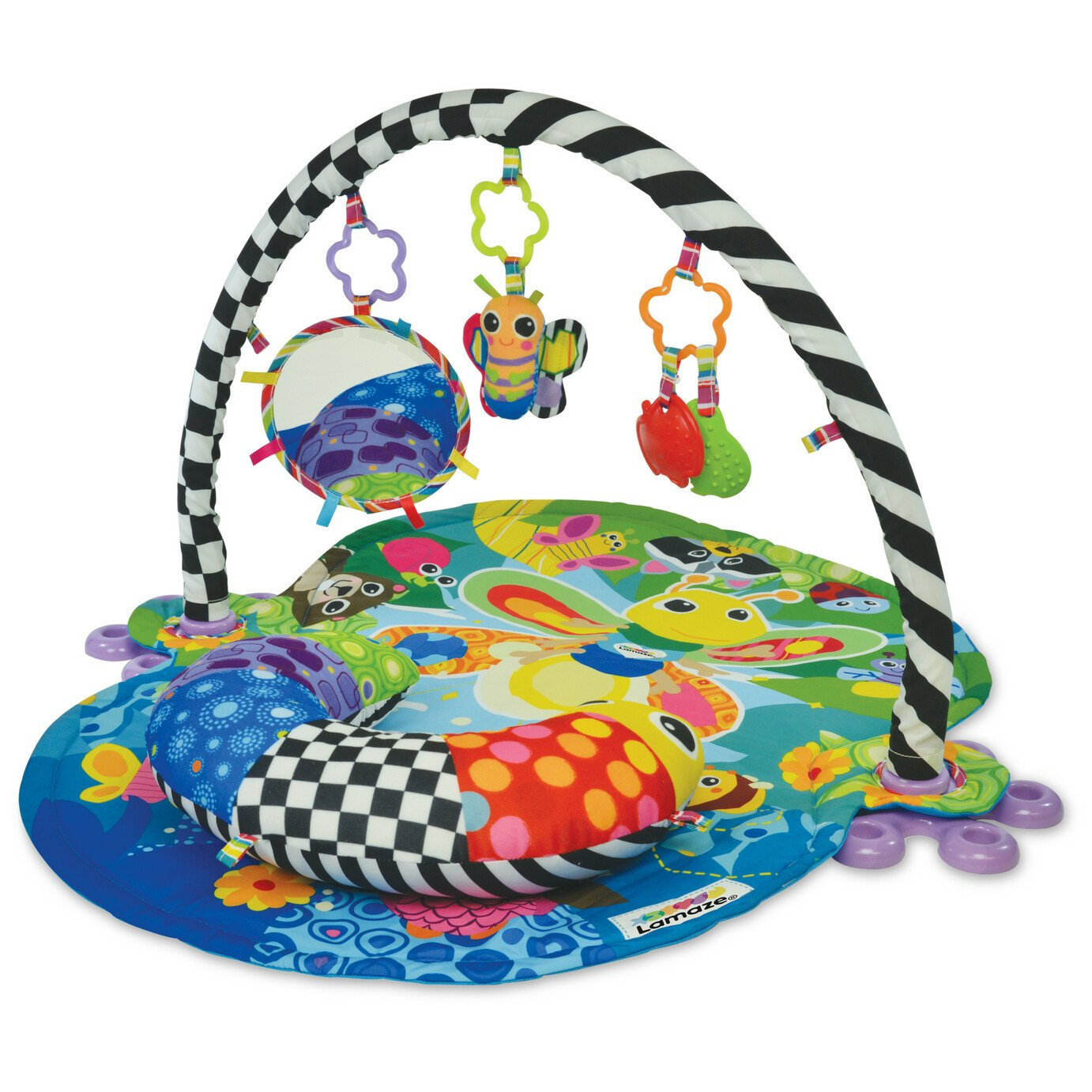Tomy - Lamaze Freddie The Firefly Gym Activity Toy from lamaze