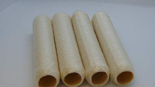 30mm Collagen Sausage Casings 4 Pack - 160ft Total Length Longest on Web from Tongmaster