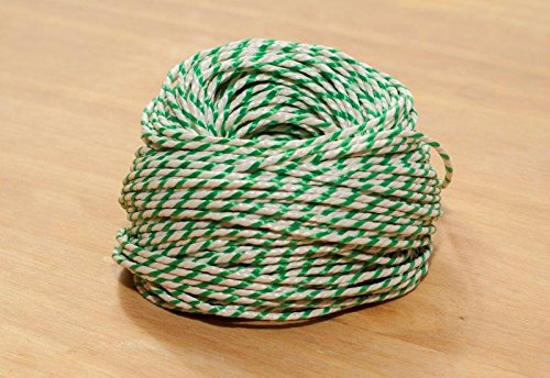 Buy One Get One Free - Green & White Bakers, Butchers, Craft, Parcel String Twine from Tongmaster