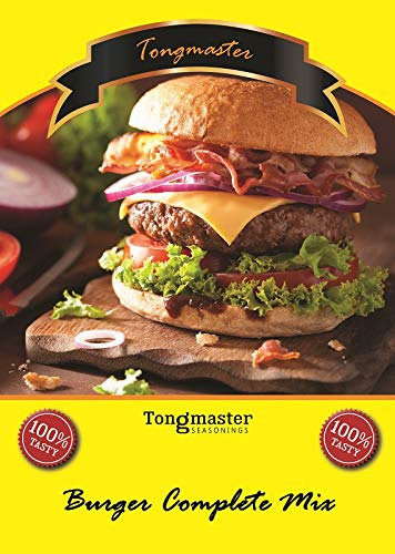 Beef & Red Onion Complete Burger Mix - 250g (2.5kg Batch) from Tongmaster
