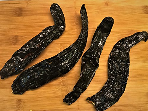 Dried Pasilla Chilli pods - Top Quality Grade A - 200g from Tongmaster
