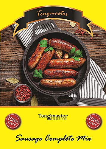Italian Style Sausage Complete Mix - 500g (5kg Batch) from Tongmaster