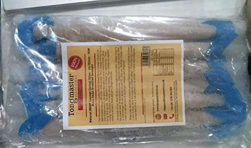 Tongmaster British Natural Sheep Sausage Casing Skin of 80 m Length x 24/26 mm Diameter from Tongmaster