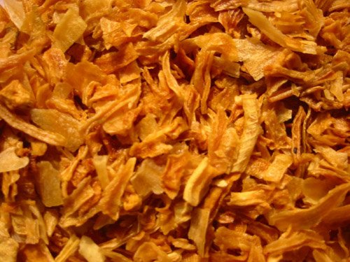 Fried Onions Kibbled, Flakes, Chopped - 1kg from Tongmaster