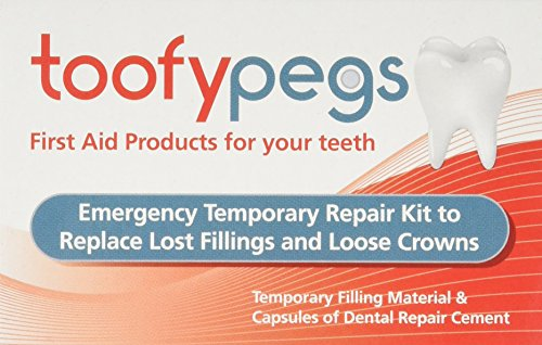 Toofypegs Crown and Filling Replacement from Toofy Pegs